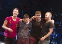 Coldplay, Chris Martin - Boston - 31-07-2012 - Madonna batte Gaga: è lei la musicista più ricca per Forbes