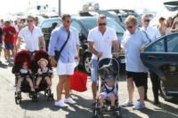 Ha, David Burtka, David Furnish, Neil Patrick Harris, Elton John - Saint Tropez - 02-08-2012 - Ricky Martin, il ritratto del perfetto papà