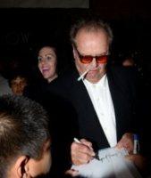 Jack Nicholson - Los Angeles - 03-08-2012 - Hollywood: Jack Nicholson nei panni di Silvio Berlusconi