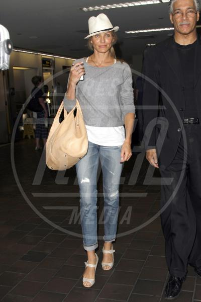 Cameron Diaz - New York - 04-09-2011 - Celebrity, tanto di cappello!