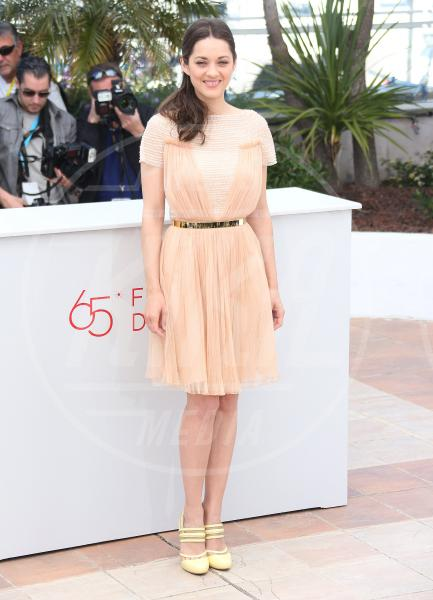 Marion Cotillard - Cannes - 17-05-2012 - Il tocco di giallo che non guasta mai