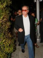 Jack Nicholson - Los Angeles - 02-08-2012 - Hollywood: Jack Nicholson nei panni di Silvio Berlusconi