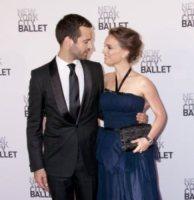 Benjamin Millepied, Natalie Portman - Los Angeles - 16-01-2012 - Dani Alves sposo in segreto, ma quante star come lui!
