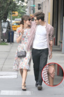 James Righton, Keira Knightley - New York - 06-08-2012 - Keira Knightley ha fatto 30: buon compleanno!