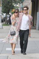 James Righton, Keira Knightley - New York - 05-08-2012 - Keira Knightley vive con poche sterline l'anno