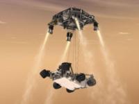 Curiosity - Pasadena - 03-08-2012 - Curiosity atterra su Marte. Con il Volo di Leonardo Da Vinci