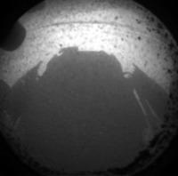 Prime immagini di Marte - 05-08-2012 - Curiosity atterra su Marte. Con il Volo di Leonardo Da Vinci