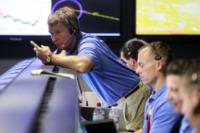 Il team della Nasa - 11-05-2012 - Curiosity atterra su Marte. Con il Volo di Leonardo Da Vinci