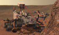 Curiosity - 11-05-2012 - Curiosity atterra su Marte. Con il Volo di Leonardo Da Vinci