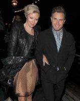 Dawn Barlow, Gary Barlow - Los Angeles - 16-02-2011 - Le star che forse non sapevi avessero abortito