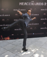 Jean-Claude Van Damme - Madrid - 08-08-2012 - Jean-Claude Van Damme in realtà è un pericoloso mercenario