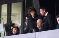 Lucas Jagger, L'Wren Scott, Mick Jagger - Londra - 07-08-2012 - Genitori da record: James Van del Beek al sesto figlio!
