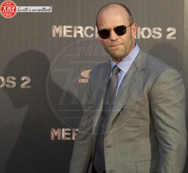 Jason Statham - Madrid - 09-08-2012 -