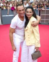 Gladys Portugues, Jean Claude Van Damme - Madrid - 09-08-2012 - Le star che si sono sposate due volte con la stessa persona
