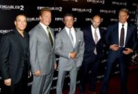 cast - Parigi - 10-08-2012 - Rocky vs Drago, la rivincita