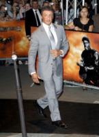 Sylvester Stallone - Parigi - 10-08-2012 - Rocky vs Drago, la rivincita