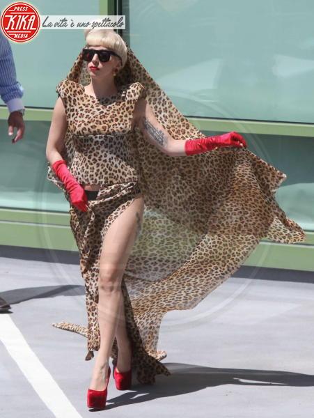 Lady Gaga - Los Angeles - 26-07-2011 - Moda animalier: questa estate è uno zoo