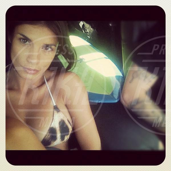 Elisabetta Canalis - Los Angeles - 26-07-2012 - I felini invadono Hollywood