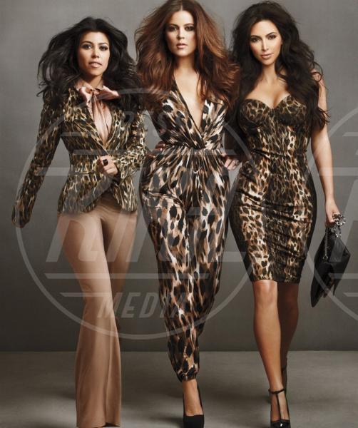 Khloe Kardashian, Kourtney Kardashian, Kim Kardashian - I felini invadono Hollywood