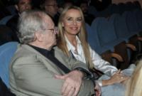 Johnny Dorelli, Gloria Guida - Roma - 30-03-2011 - Quando le celebrity diventano il pubblico