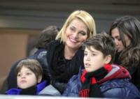 Simona Ventura - Milano - 14-11-2010 - Quando le celebrity diventano il pubblico