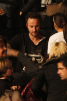 Francesco Facchinetti - Roma - 08-01-2012 - Quando le celebrity diventano il pubblico