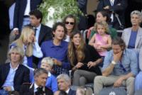 Lavinia Borr, Bianca Brandolini d'Adda, John Elkann, Lapo Elkann - Torino - 12-09-2010 - Quando le celebrity diventano il pubblico