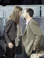 Sofia di Spagna, Principe Filippo Duca di Edimburgo, Letizia Ortiz - Madrid - 23-12-2010 - Quando le celebrity diventano il pubblico