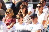 Mirka Federer, Gavin Rossdale, Anna Wintour - New York - 11-09-2010 - Quando le celebrity diventano il pubblico