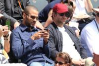 Tony Parker, Bradley Cooper - Parigi - 30-05-2011 - Quando le celebrity diventano il pubblico