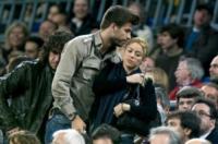 Gerard Piqué, Shakira - Barcellona - 24-04-2011 - Quando le celebrity diventano il pubblico