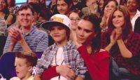 Romeo Beckham, Victoria Beckham - Los Angeles - 29-10-2010 - Quando le celebrity diventano il pubblico