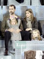 Re Felipe di Borbone, Sofia di Spagna, Letizia Ortiz - Madrid - 23-12-2010 - Quando le celebrity diventano il pubblico