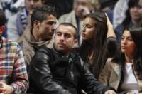 Irina Shayk, Cristiano Ronaldo - Madrid - 04-01-2012 - Quando le celebrity diventano il pubblico