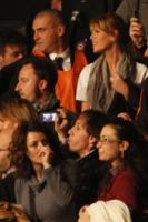 Alessia Marcuzzi, Francesco Facchinetti - Roma - 08-01-2012 - Quando le celebrity diventano il pubblico