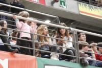 Sara Carbonero - Madrid - 23-12-2010 - Quando le celebrity diventano il pubblico