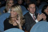 Elisabetta Tulliani, Gianfranco Fini - Roma - 30-03-2011 - Quando le celebrity diventano il pubblico