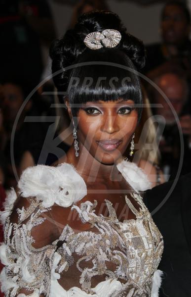 Naomi Campbell - New York - 03-05-2011 - Frangia mia che passione
