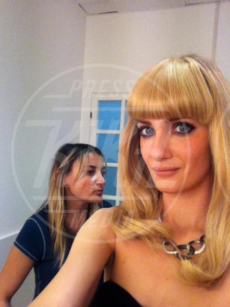 Eva Riccobono - Milano - 12-05-2012 - Frangia mia che passione
