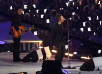 """Beady Eye, Liam Gallagher - Londra - 13-08-2012 - Liam Gallagher: """"I fan mi trattano come se fossi morto"""""""