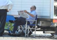 Carlo Verdone - Roma - 13-08-2012 - Star come noi: a ogni personaggio pubblico il suo quotidiano