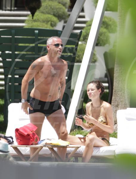 Marica Pellegrinelli, Eros Ramazzotti - Miami Beach - 12-08-2012 - Tutte le donne di Eros Ramazzotti