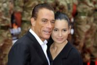 Gladys Portugues, Jean-Claude Van Damme - Londra - 13-08-2012 - Jean-Claude Van Damme in realtà è un pericoloso mercenario
