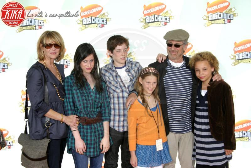 famiglia, Steven Spielberg - Los Angeles - 31-03-2007 - Genitori da record: James Van del Beek al sesto figlio!