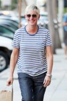 Ellen DeGeneres - Los Angeles - 17-08-2012 - A qualcuna piace corto… il capello