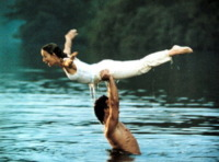 Jennifer Grey, Patrick Swayze - Formentera - 12-07-2012 - Dirty Dancing, in arrivo un remake per la tv