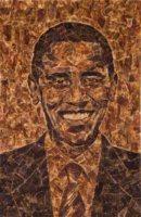 Sculture di carne - Los Angeles - 06-07-2012 - Obama e Romney: presidenziali americane anche in cucina