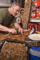 Sculture di carne, Jason Mecier - Los Angeles - 06-07-2012 - Obama e Romney: presidenziali americane anche in cucina