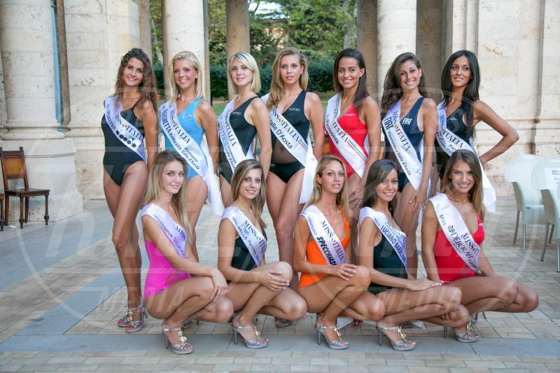 Val d'Aosta, Chiara Danese - Miss Italia Piemonte - Montecatini - 23-08-2012 - Miss Italia: tutte le miss regione per regione
