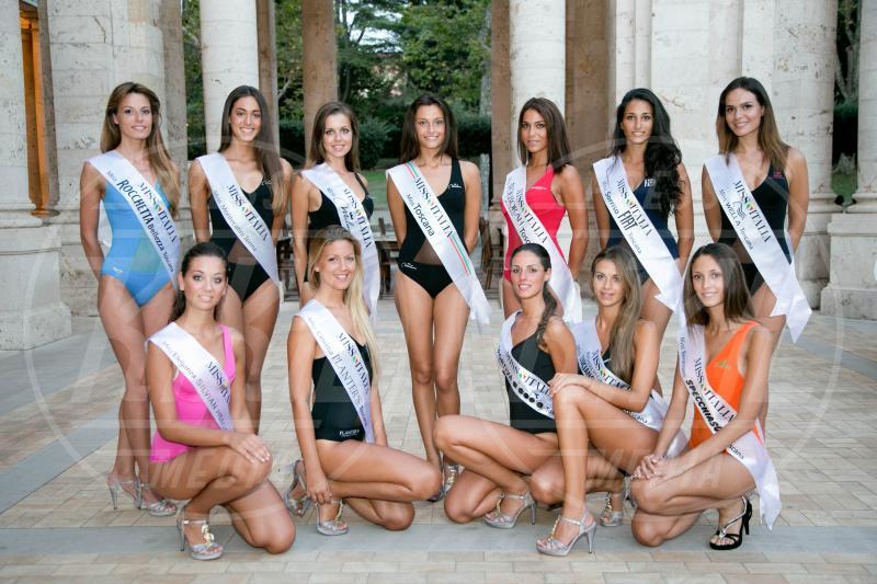 Miss Italia Toscana - Montecatini - 23-08-2012 - Miss Italia: tutte le miss regione per regione